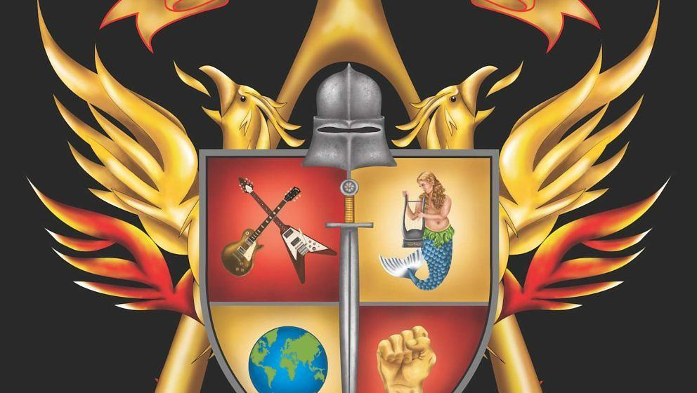 Wishbone Ash COAT OF ARMS