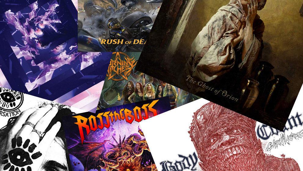 Die Metal-Alben der Woche vom 06.03.