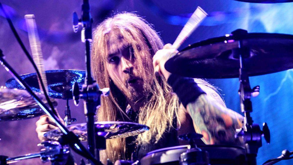 Sabaton-Drummer Hannes Van Dahl
