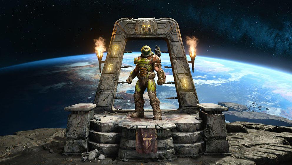 Der DOOM-Slayer ist zurück