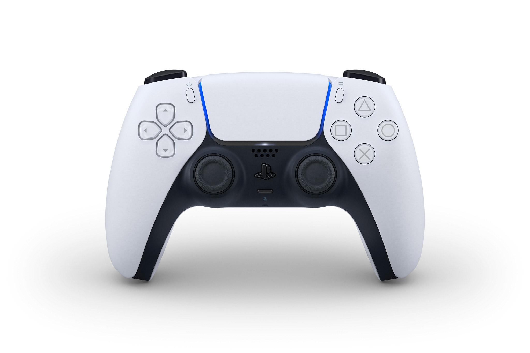 Das ist der neue Controller der PlayStation 5