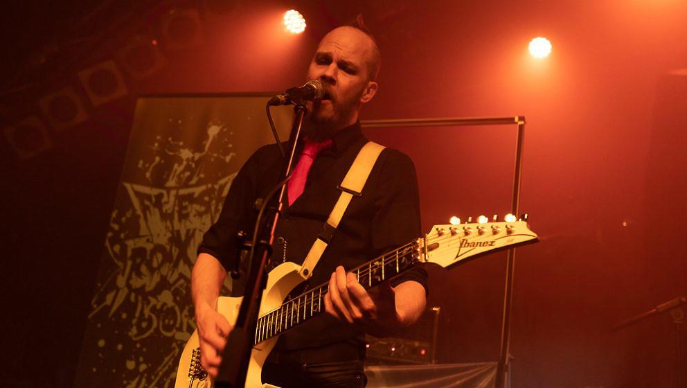 Flesh Roxon, 12.3.2020, Hamburg, Markthalle