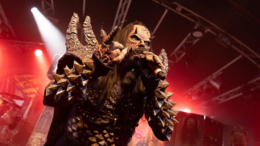 Lordi, 12.3.2020, Hamburg, Markthalle