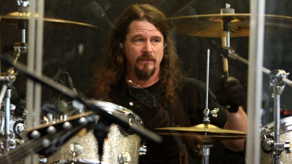 Macht ex-Slayer-Drummer Paul Bostaph gemeinsame Sache mit Kerry King?