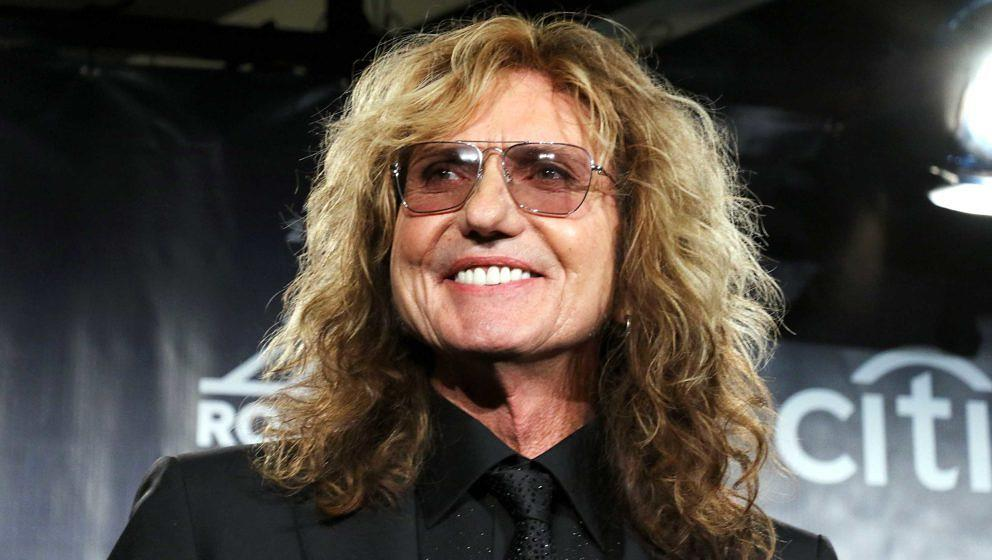 David Coverdale von Whitesnake