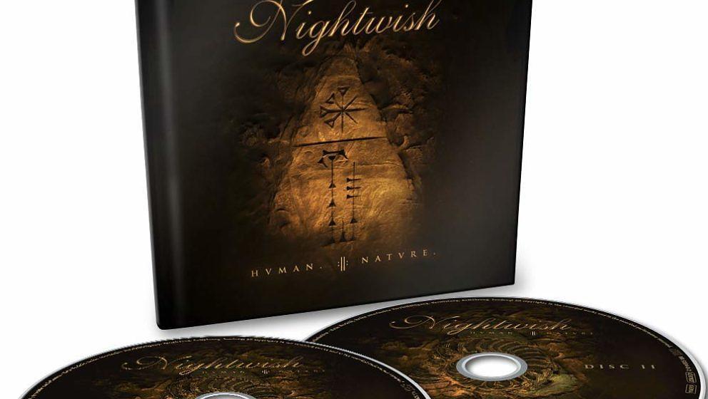 Nightwish HUMAN. :II: NATURE.