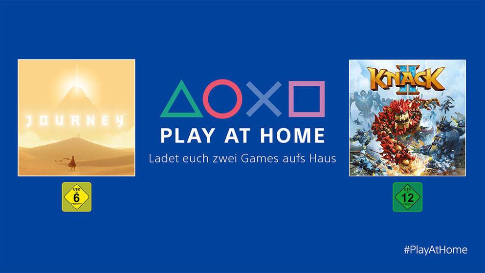 Sony verschenkt zwei Spiele für die PlayStation 4