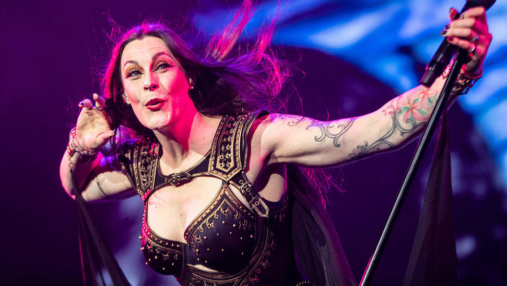 Floor Jansen von Nightwish.
