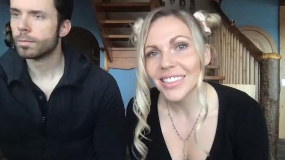 Kobra Paige von Kobra And The Lotus und Tommy Karevik von Kamelot sind nun offiziell ein Ehepaar