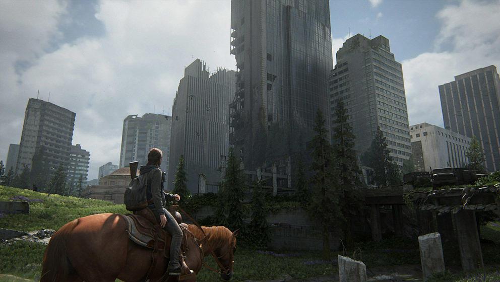 """Ellie in """"The Last Of Us Part II"""""""
