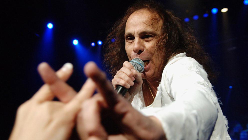 Dio im Jahr 2007.