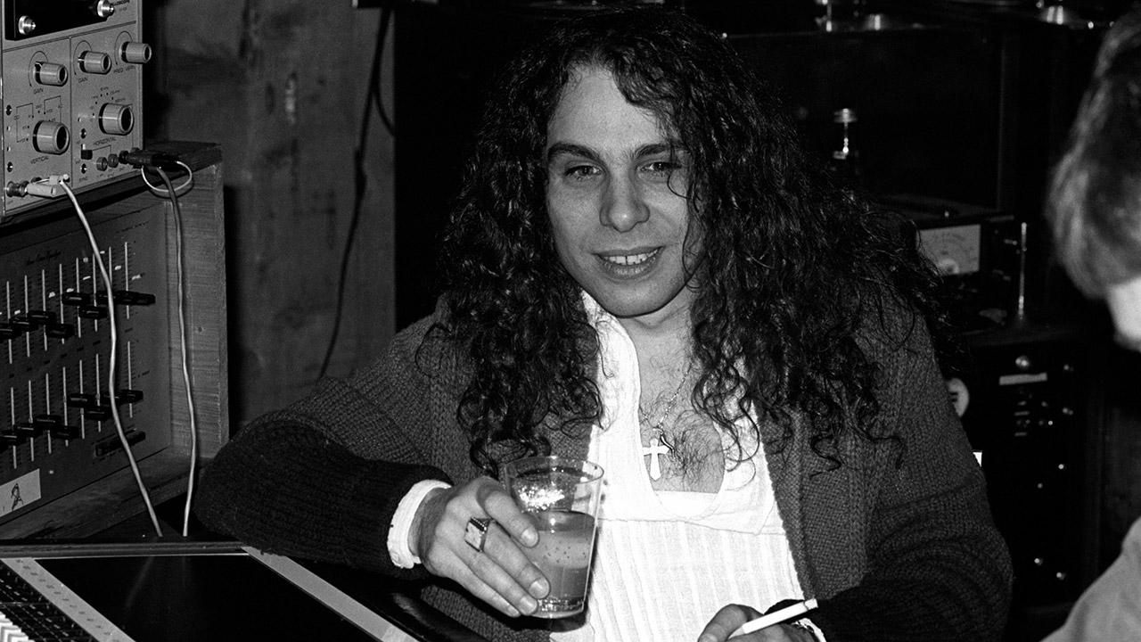 Dio im Jahr 1976.