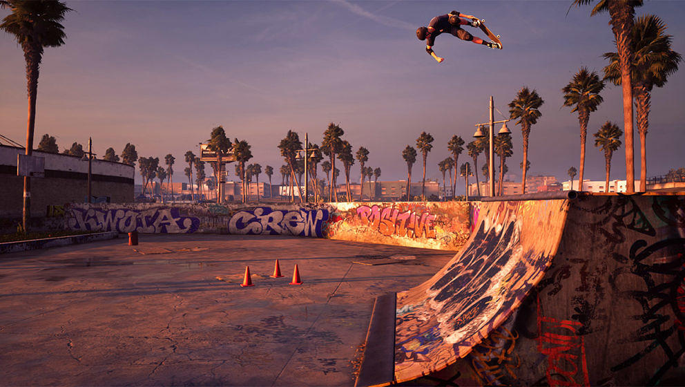 "Screenshot aus ""Tony Hawk's Pro Skater 1 + 2"""
