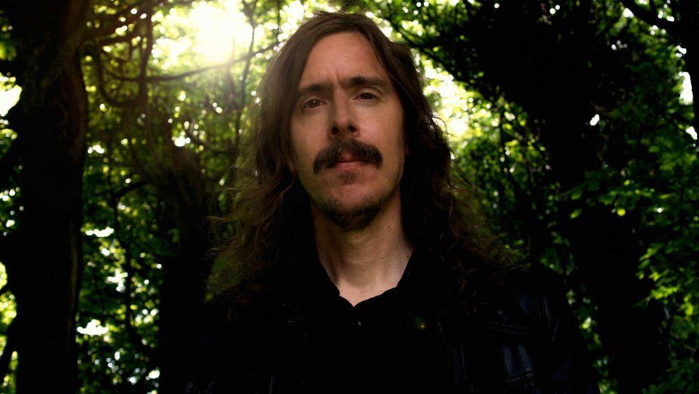 Opeth-Frontmann Mikael Åkerfeldt