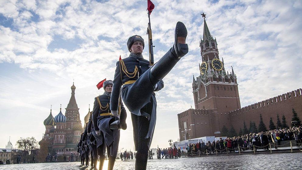 Russland marschiert gegen den Heavy Metal auf.