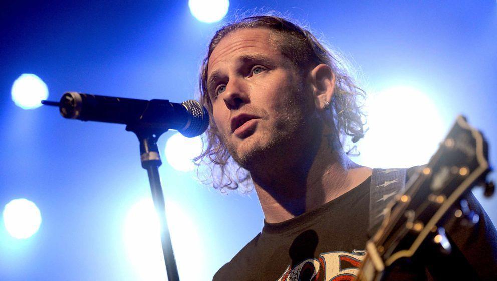 Corey Taylor beim jährlichen 'Rock for Recovery'-Benefiz-Konzert im Fonda Theatre von Los Angeles am 16. September 2017