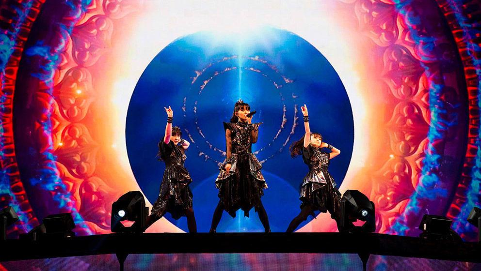 Babymetal sind die Stars und Schöpferinnen des Kawaii Metal.