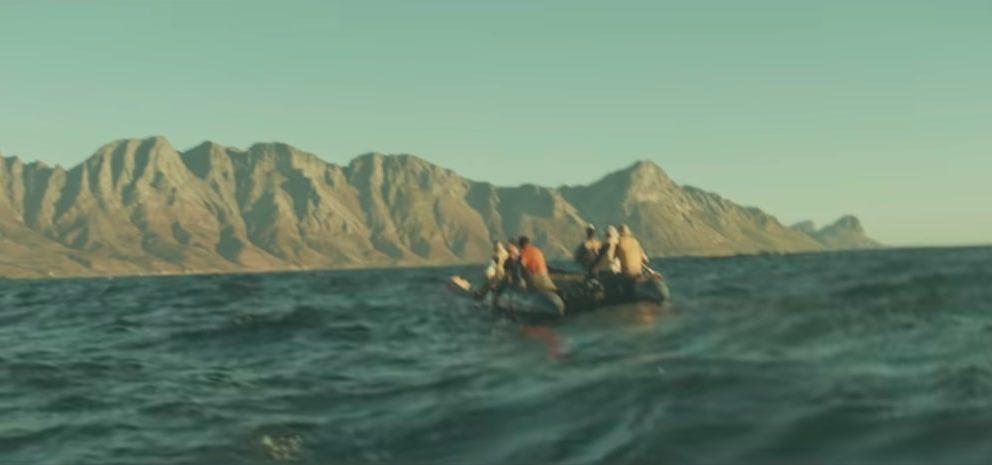Rammstein – Musikvideo zu 'Ausländer'