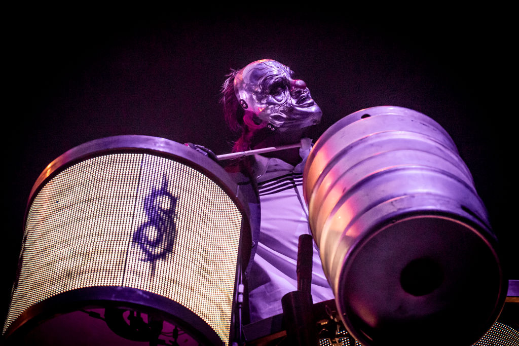 Slipknot: Shawn Crahan über LOOK OUTSIDE YOUR WINDOW