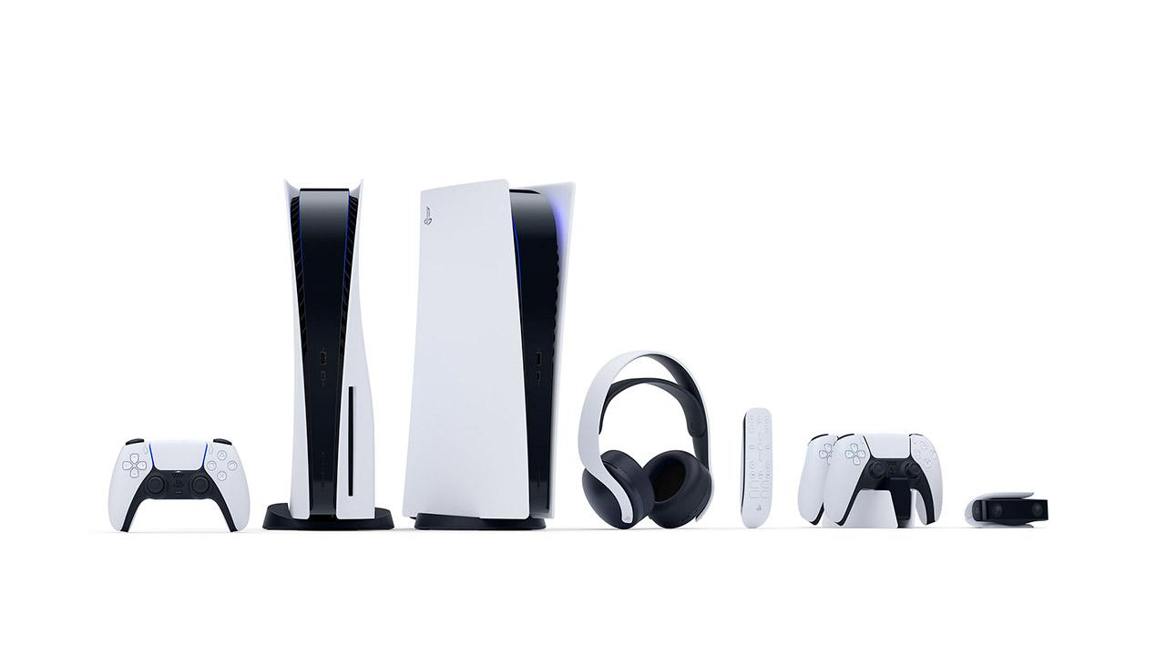 Sony PlayStation 5 und Zubehör