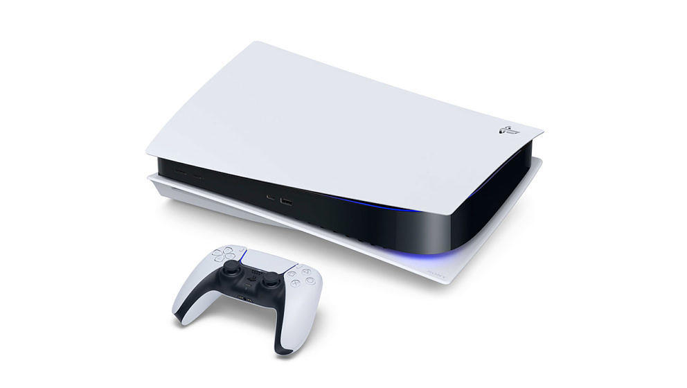 Sony PlayStation 5 und DualSense-Controller