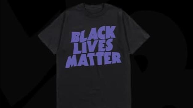 Dieses Black Lives Matter-Shit kommt im ikonischen Design
