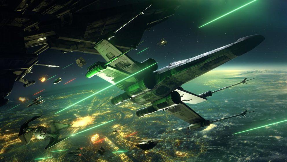 """""""Star Wars: Squadrons"""" erscheint im Oktober 2020"""