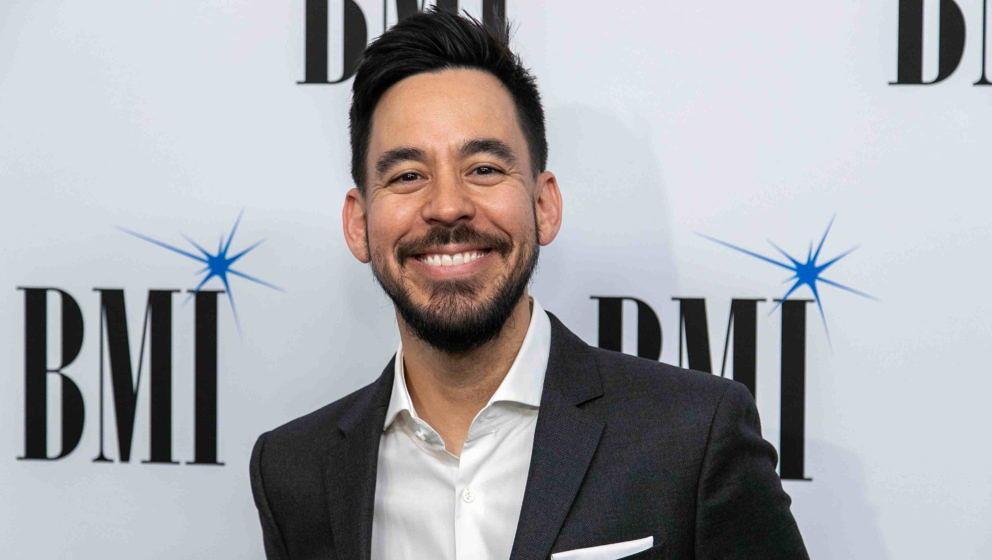 Linkin Park-Multiinstrumentalist Mike Shinoda