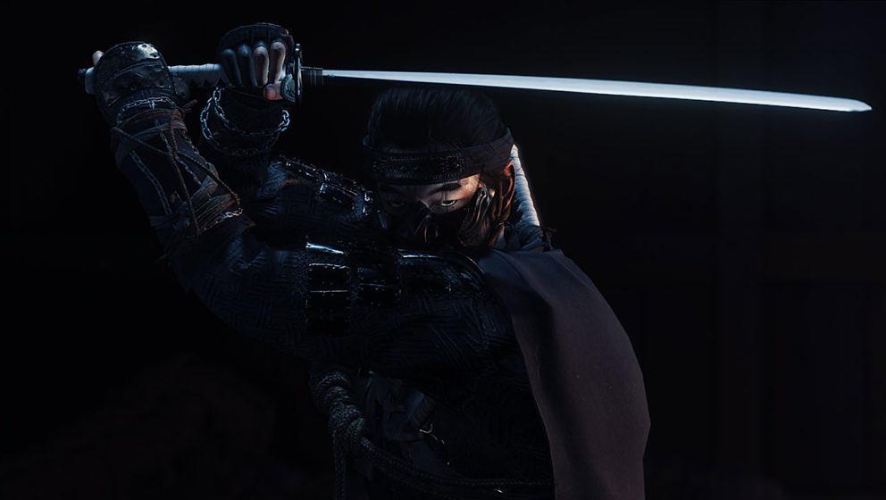 In der Dunkelheit ist Jin als Ghost/Ninja nahezu unsichtbar