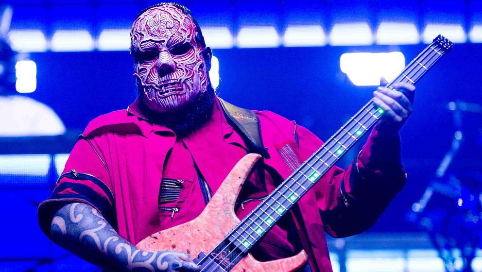 Slipknot-Bassist Alessandro Venturella ist unter der Haube