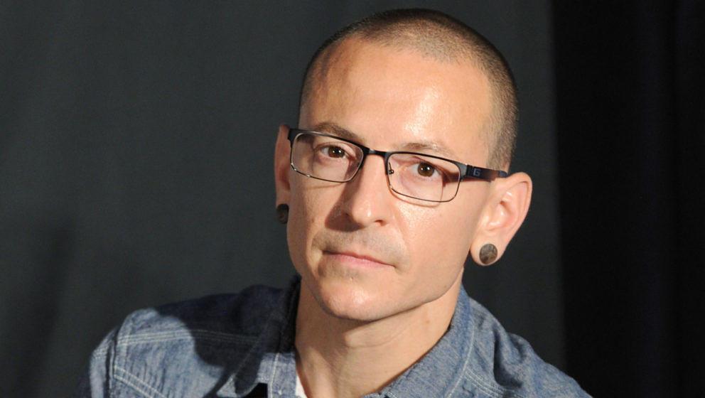Der 2017 verstorbene Linkin Park-Frontmann Chester Bennington