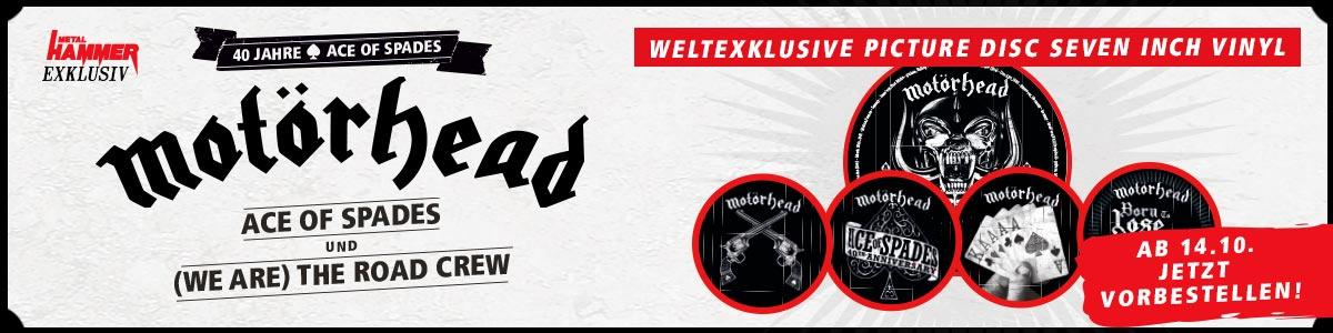 Motörhead-Vinyls