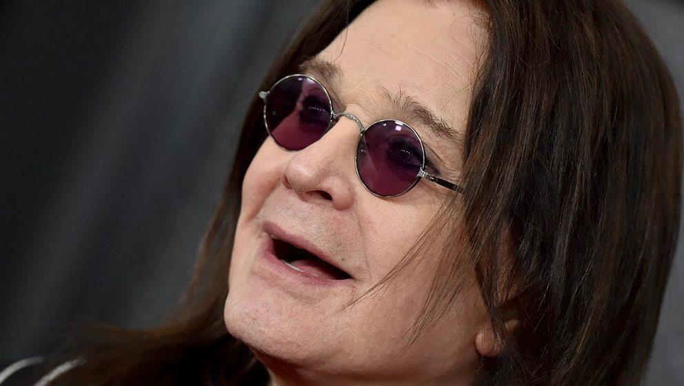 Ozzy Osbourne Anfang 2020 bei den 62. Grammy Awards