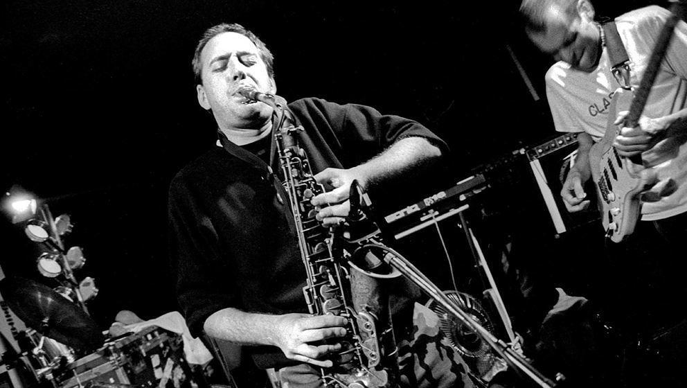 John Zorn –einer der bedeutendsten Köpfe des Jazzcore.