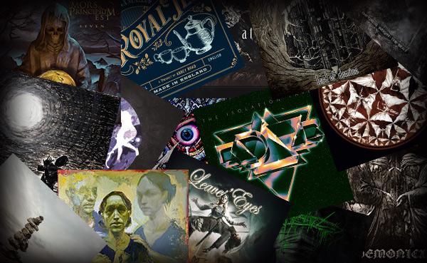 Die Metal-Alben der Woche vom 23.10. mit Armored Saint, Leaves' Eyes, Nocte Obducta u.a.