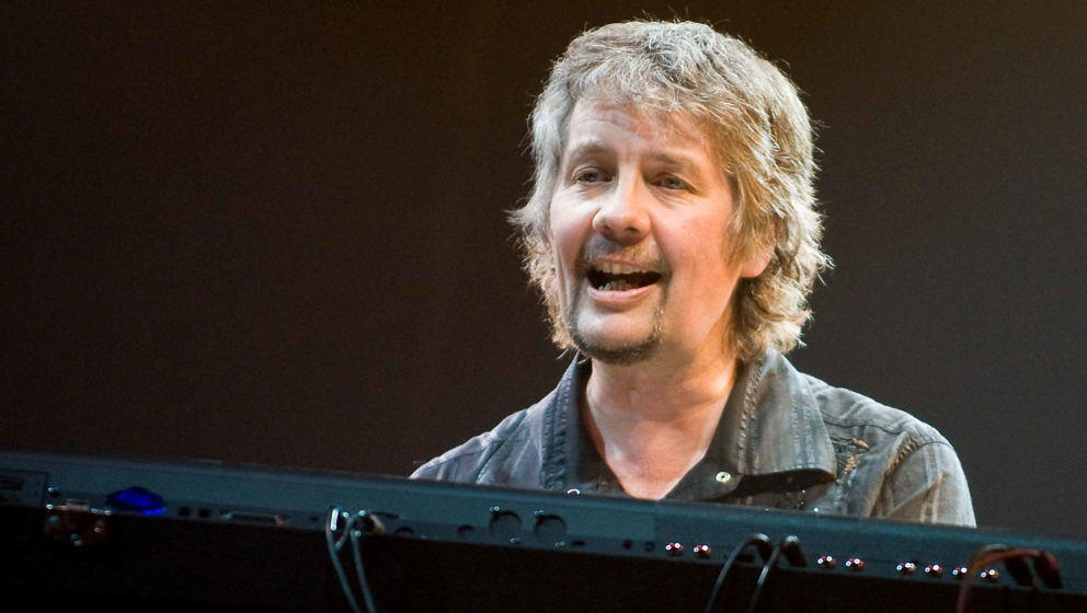 Don Airey hat nicht nur Keyboard auf PAINKILLER von Judas Priest gespielt