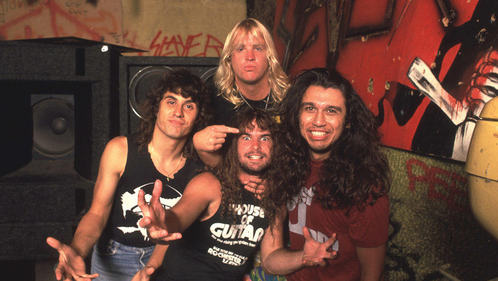 Slayer, 1986.