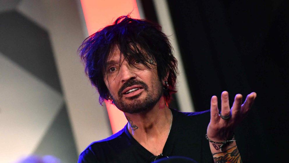 Mötley Crüe-Schlagzeuger Tommy Lee stand 1991 total auf Nirvana und Co.