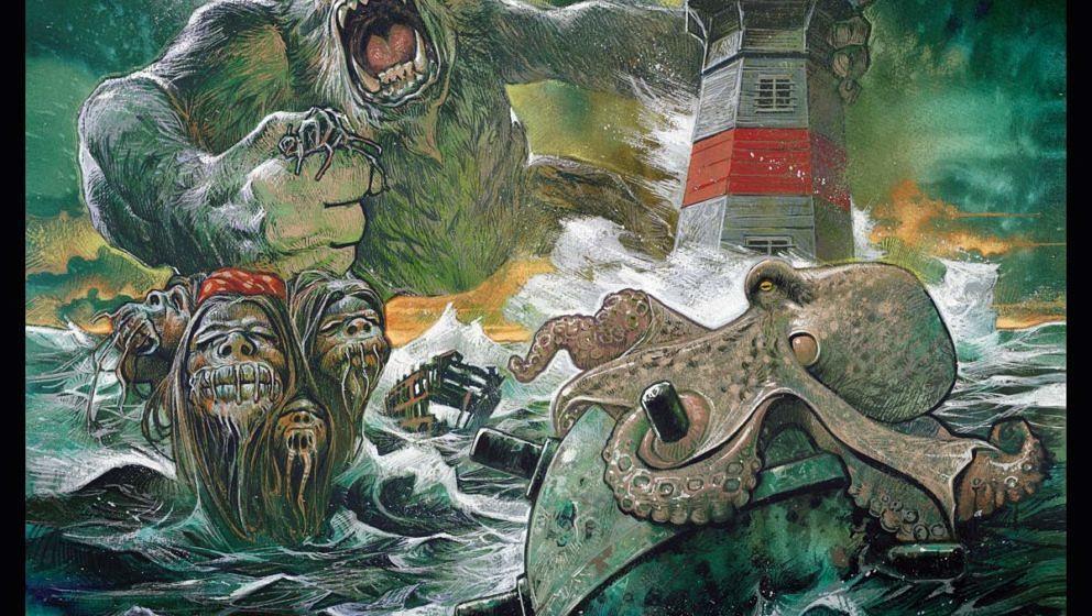 Gama Bomb SEA SAVAGE