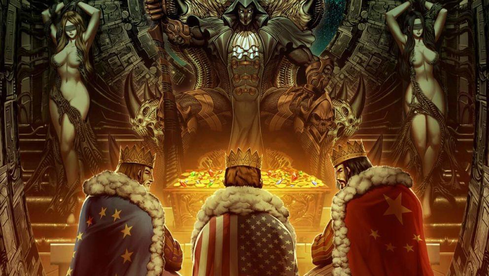 Iron Mask MASTER OF MASTERS