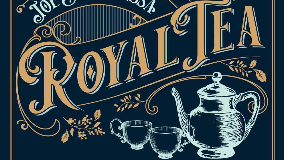 7. Joe Bonamassa ROYAL TEA