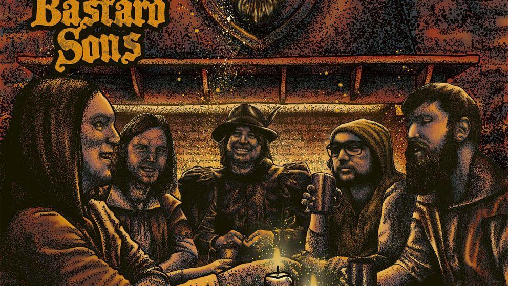 8. Phil Campbell And The Bastard Sons WE'RE THE BASTARDS