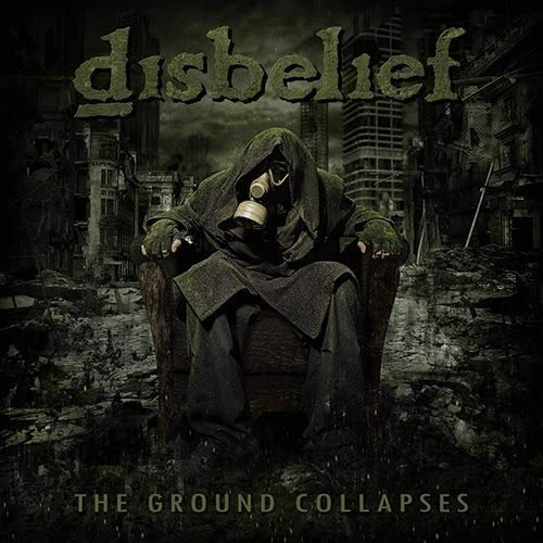 8. Disbelief THE GROUND COLLAPSES