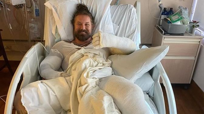 As I Lay Dying-Frontmann Tim Lambesis gibt sich positiv nach seinem Unfall