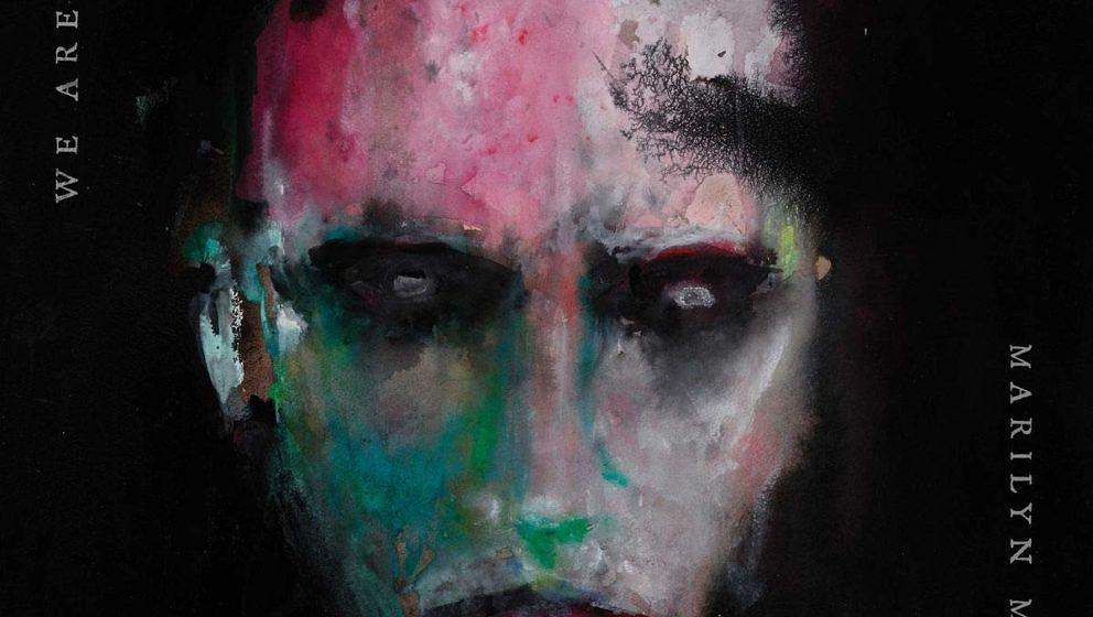 3. Marilyn Manson WE ARE CHAOS