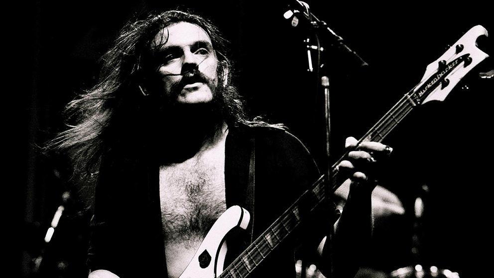 Lemmy, 1982.