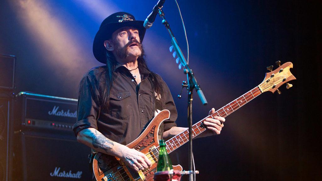 Lemmy, 2015.