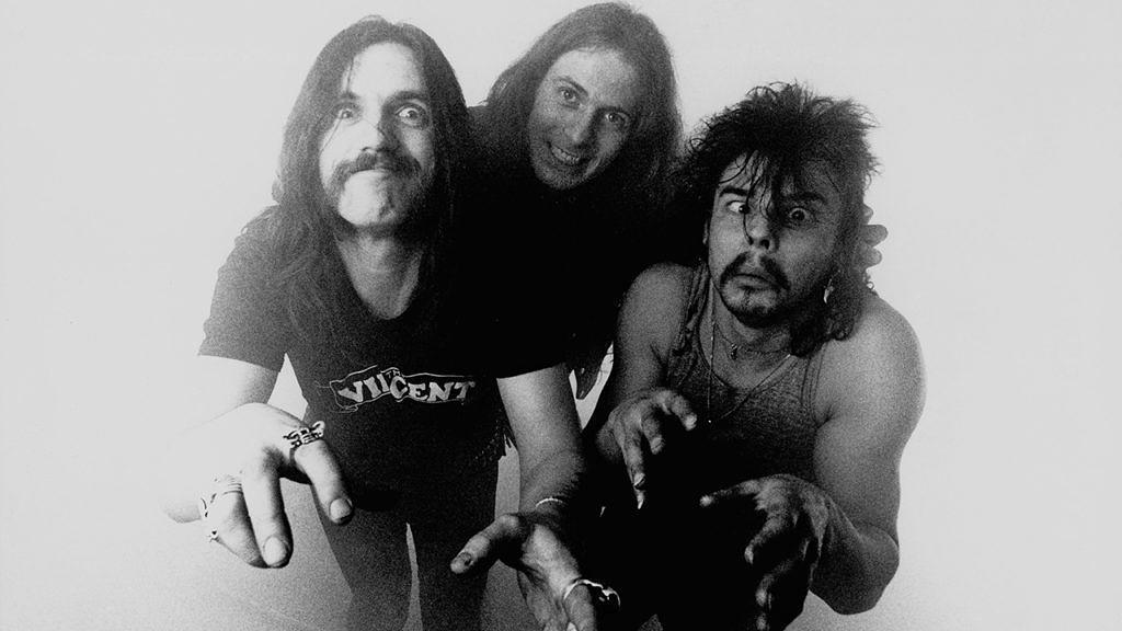 Motörhead, 1980.
