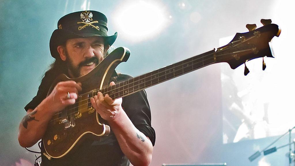 Lemmy, 2008.