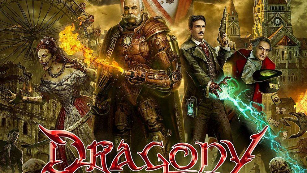 Dragony VIRIBUS UNITIS